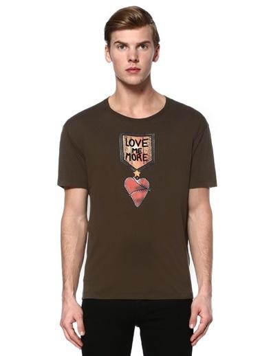 Valentino Tişört Haki